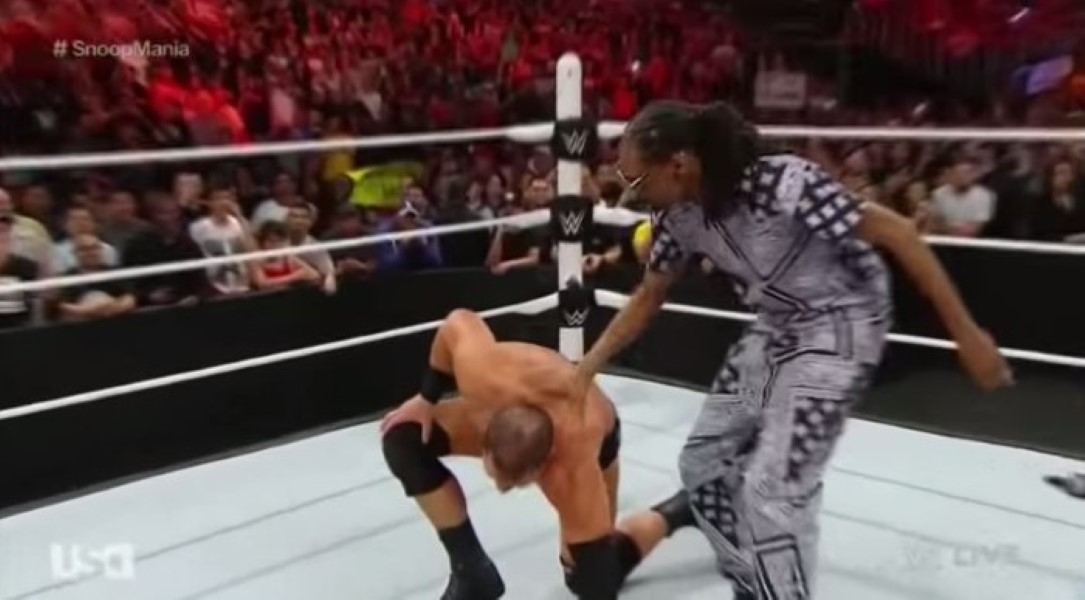Thug wrestling