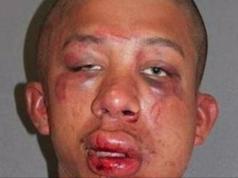 paedo beaten