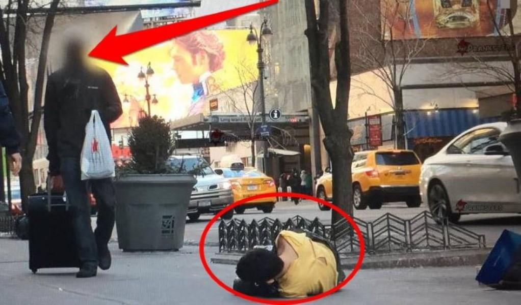 The Freezing Homeless Child OckTV
