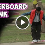 hover board play