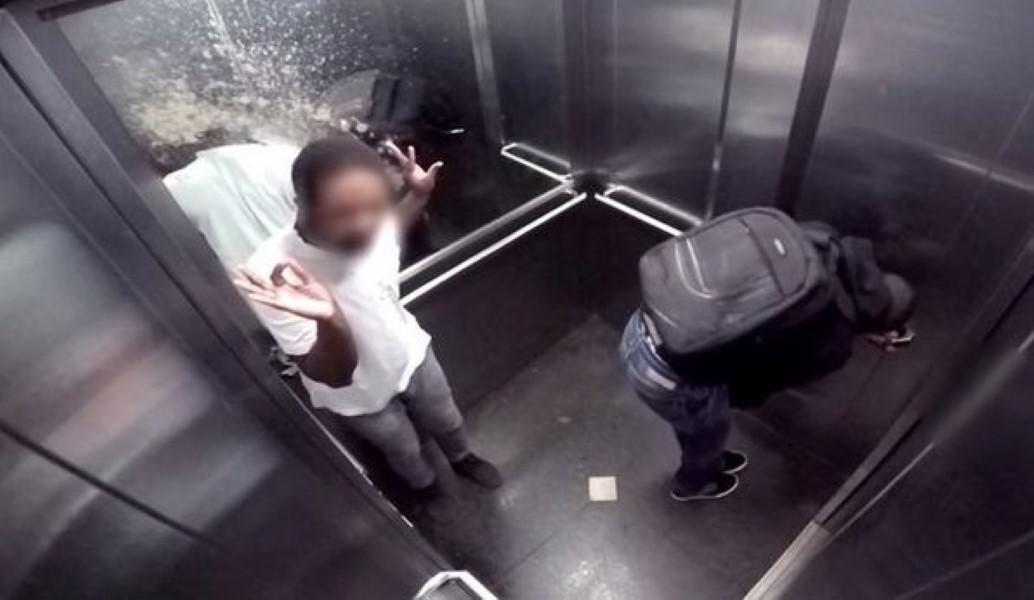 Diarrhea In An Elevator Prank