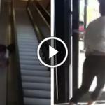 escalator play