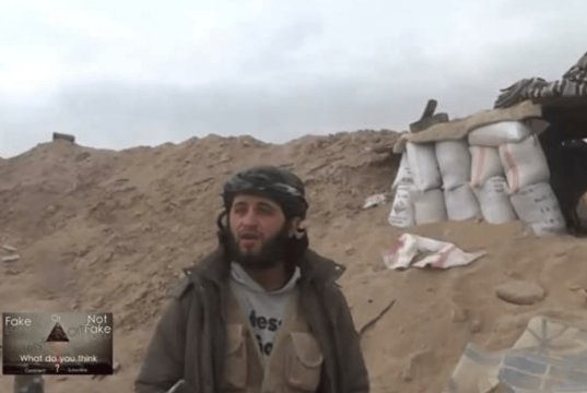ISIS Blown Up Interview