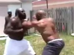 Kimbo Slice Backyard
