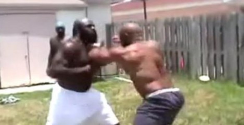 Kimbo Slice Backyard Fights 28 Images Watch The