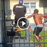Knife Fist Fight Video
