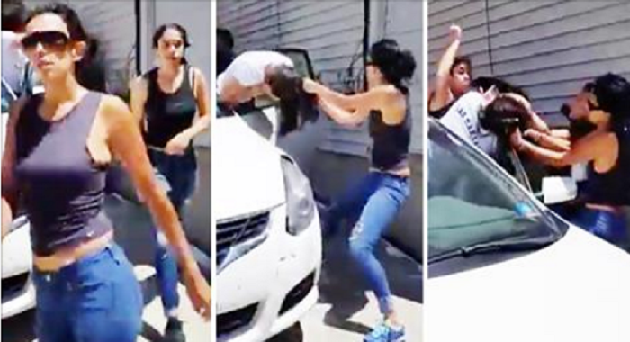 family takes revenge on bully