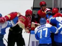 ice hockey rampage