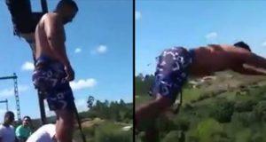 Man Dies Bungee Jumping