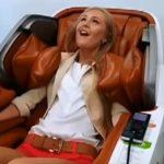 Massage Chair Overstimulates Female Customers