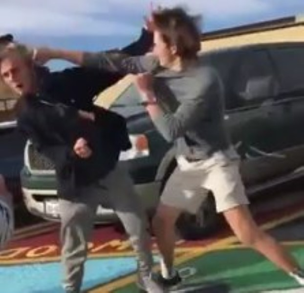 Send Nudes Kid Beat Up