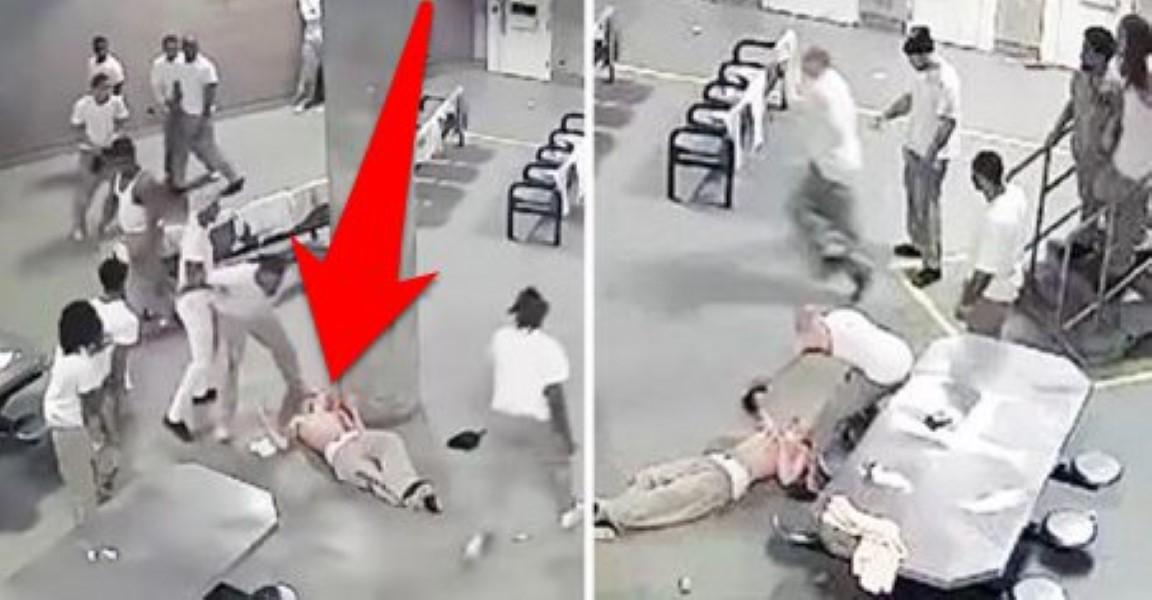 Chicago Jail Fight