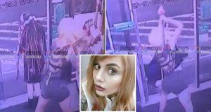 Evie Amati Axe Attack