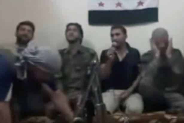 syrian-rebel-explosion